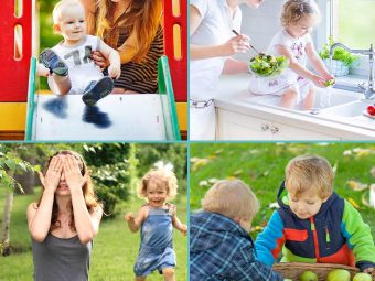 10 Fun Physical Activities For Toddlers