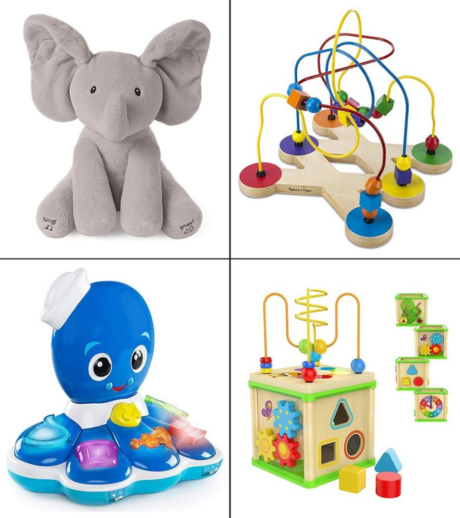 19 Best Learning Toys For Babies To Buy In 2021