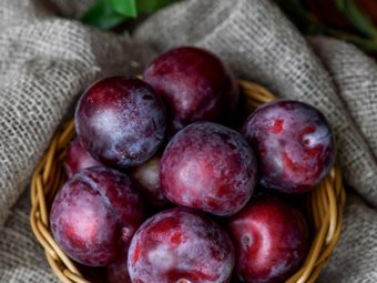 4 Health Benefits Of Plums During Pregnancy
