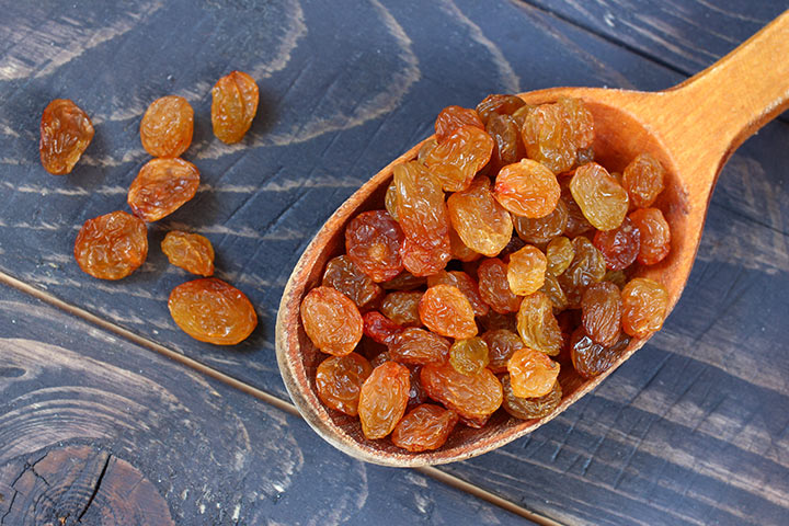 Raisins During Pregnancy