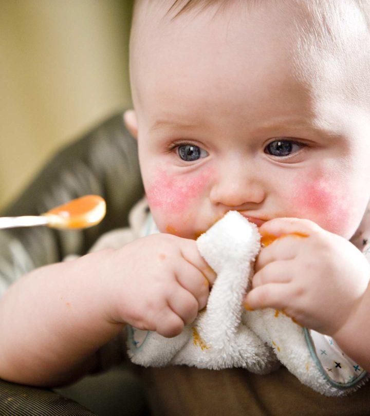 Carrot Allergy In Infants
