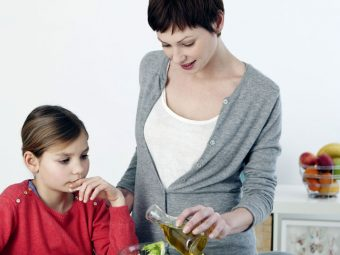 7 Amazing Benefits Of Olive Oil For Kids