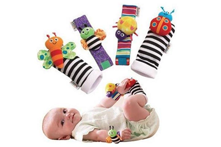Blige SMTF Cute Animal Soft Baby Socks