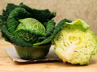 5 Health Benefits Of Cabbage For Your Baby