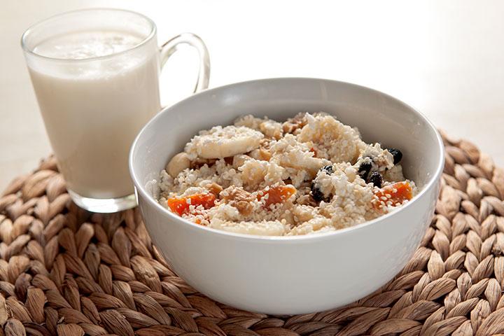 Cereal a la Mode