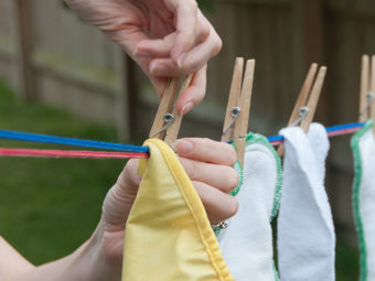 How To Wash Cloth Diapers?