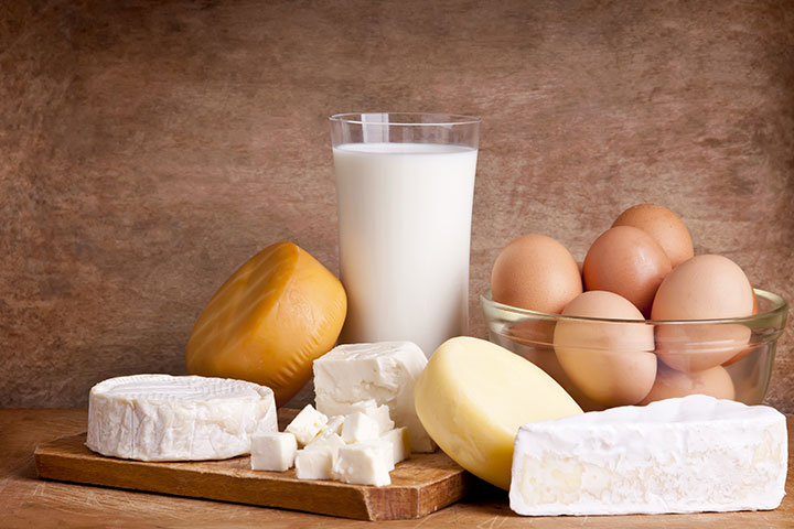 Dairy Based Foods