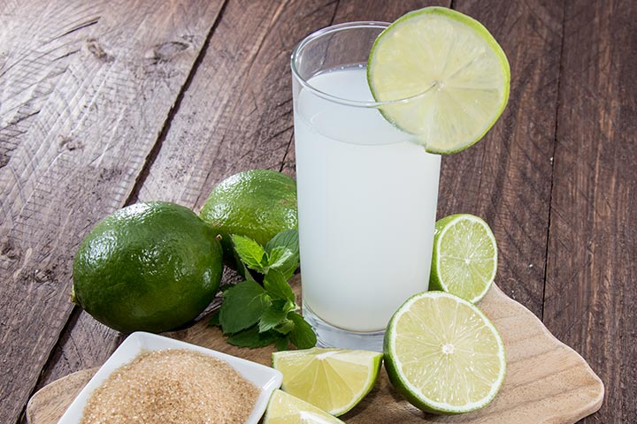 Drink-Lime-Juice-During-Pregnancy