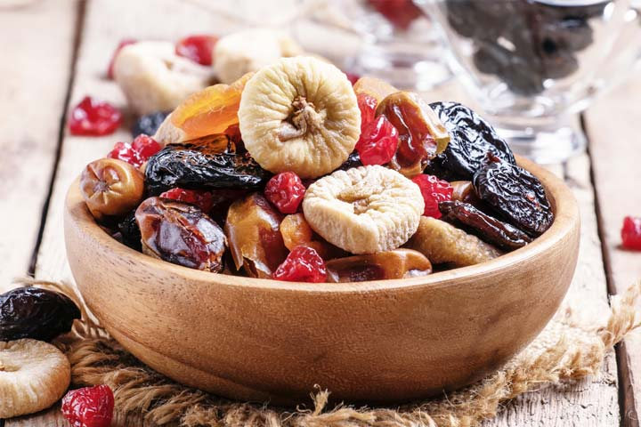 Dry Fruits For Babies Health Benefits, Precautions and Recipes