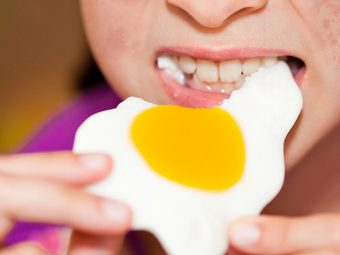 Egg Allergy In Children - Symptoms And Treatments
