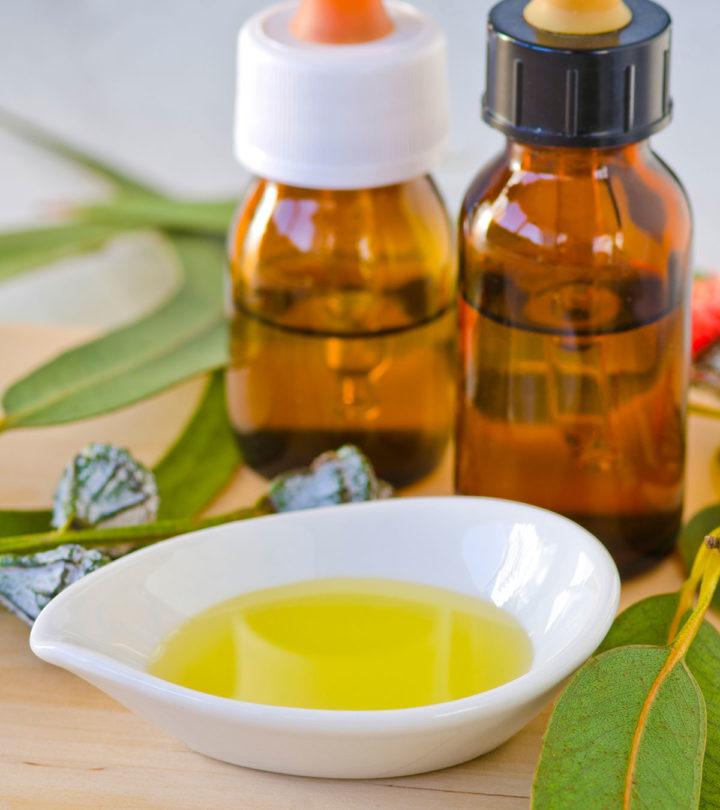Eucalyptus Oil For Babies