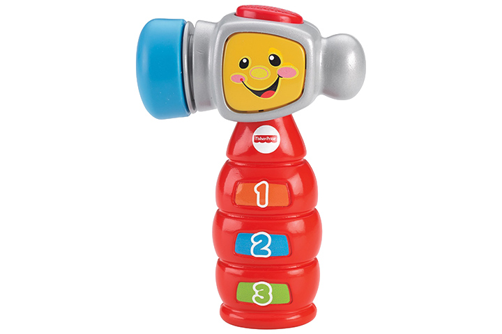 Fisher Price Laugh And Learn Tap N Learn Hammer