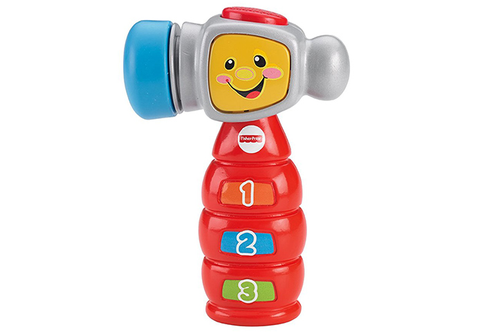 Fisher Price Laugh Learn Tap n Learn Hammer