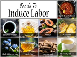 9 Foods To Induce Labor Naturally
