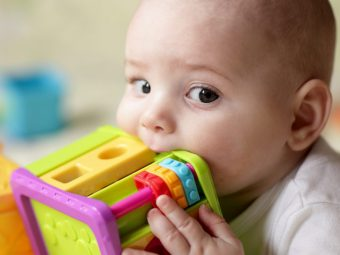 Mouthing In Babies: Causes, Possible Risks And Precautions To Take