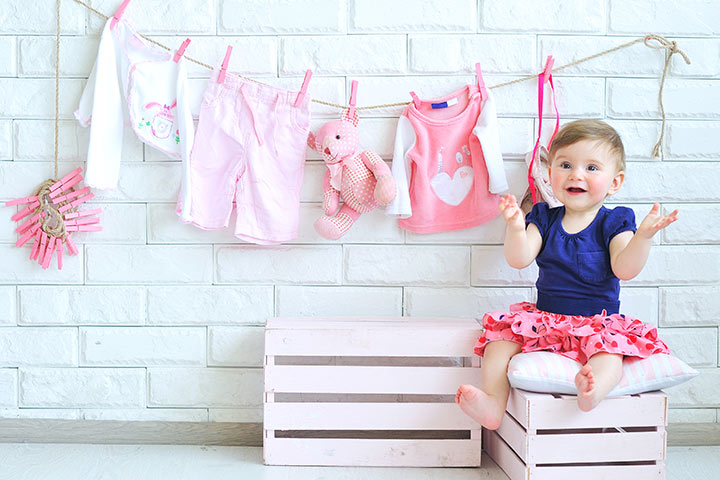 How To Wash Baby Clothes
