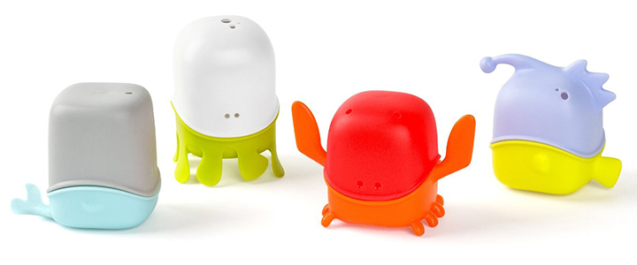 Interchangeable Creatures by Boo