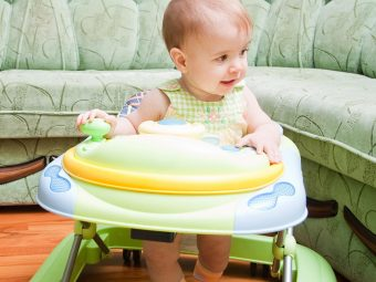 Baby Walkers: Their Safety, Right Age To Use and Risks Involved