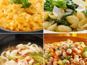 10 Yummy Pasta Recipes For Toddlers
