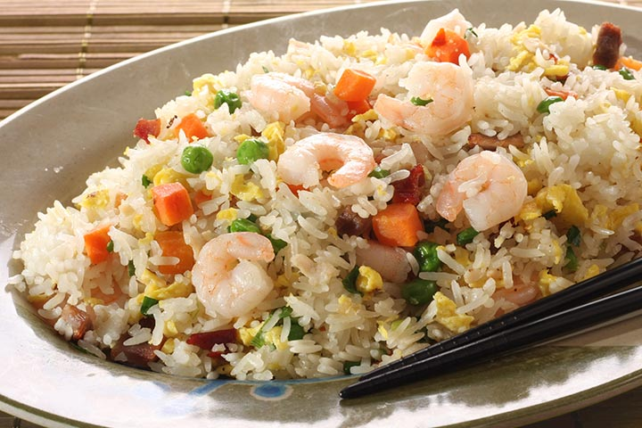 Prawn And Rice