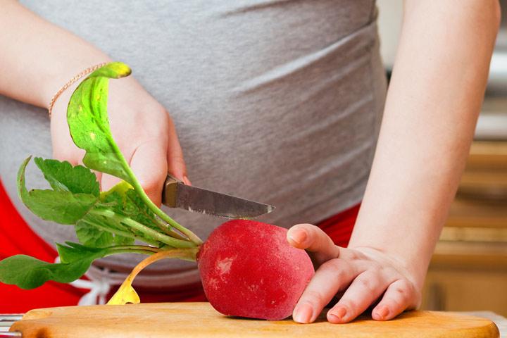 Safe To Eat Radish
