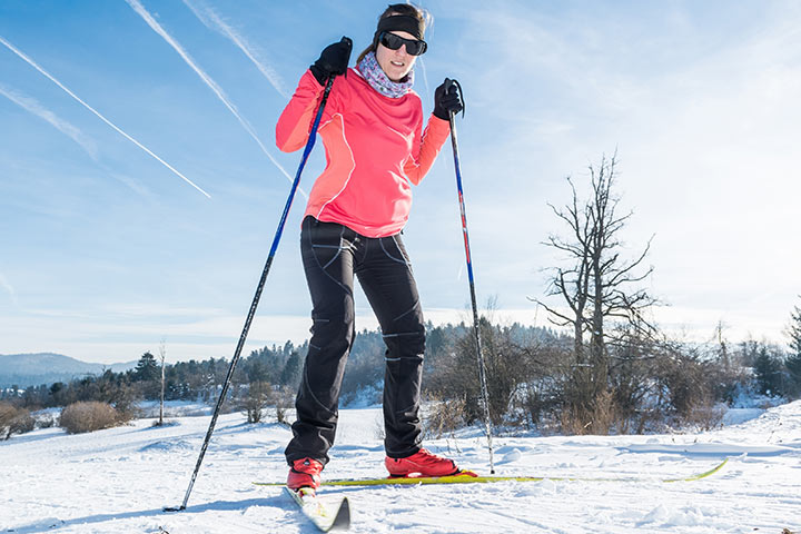 Skiing-Safe-During-Pregnancy