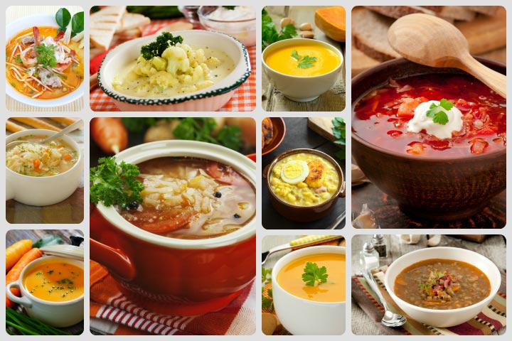Slurpy Soup Recipes