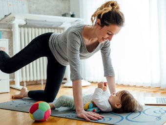 When Can You Start Exercising After Your C-Section?