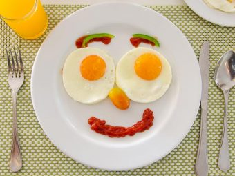 10 Simple And Quick Egg Recipes For Toddlers