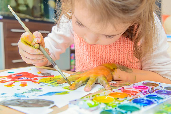 Super Fun Summer Crafts For Toddlers