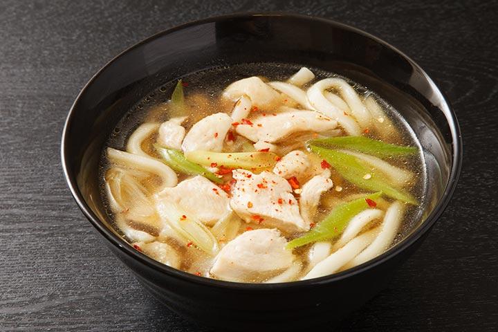Udon Noodles Soup