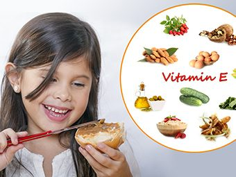 Importance Of Vitamin E For Kids And It's Sources