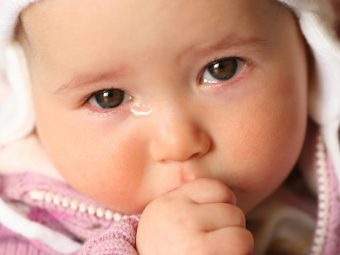 Watery Eyes In Babies: Causes, Symptoms And Remedies