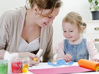 4 Interesting Winter Craft Ideas For Your Toddler