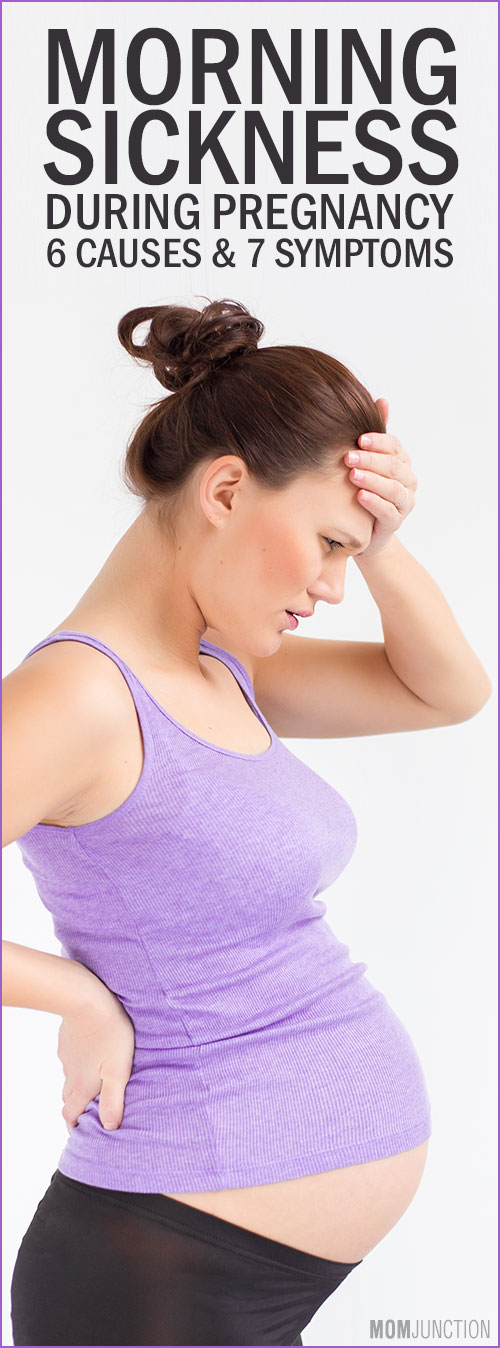 Natural Treatment For Nausea During Pregnancy