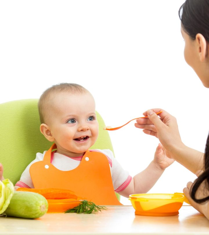 Foods That Will Boost Your Baby's Brainpower