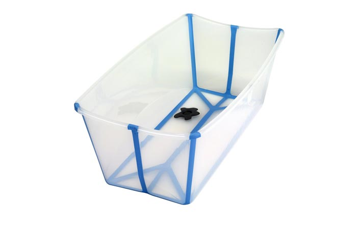 Prince Lionheart Flexible Foldable Bathtub: