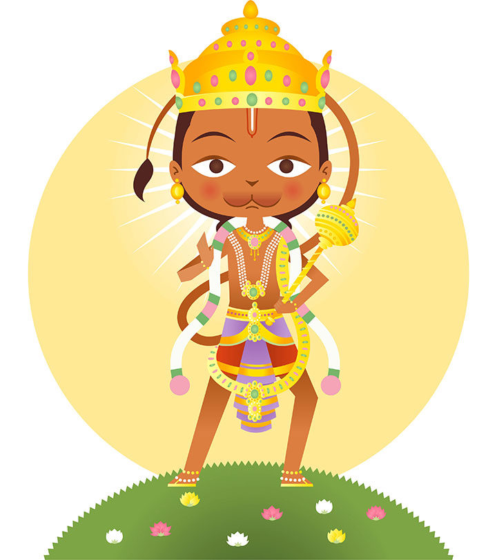 35 Most Popular Names Of Lord Hanuman For Baby Boys