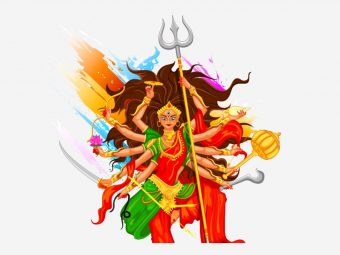 35 Names Of Hindu Goddess Durga For Your Baby Girl