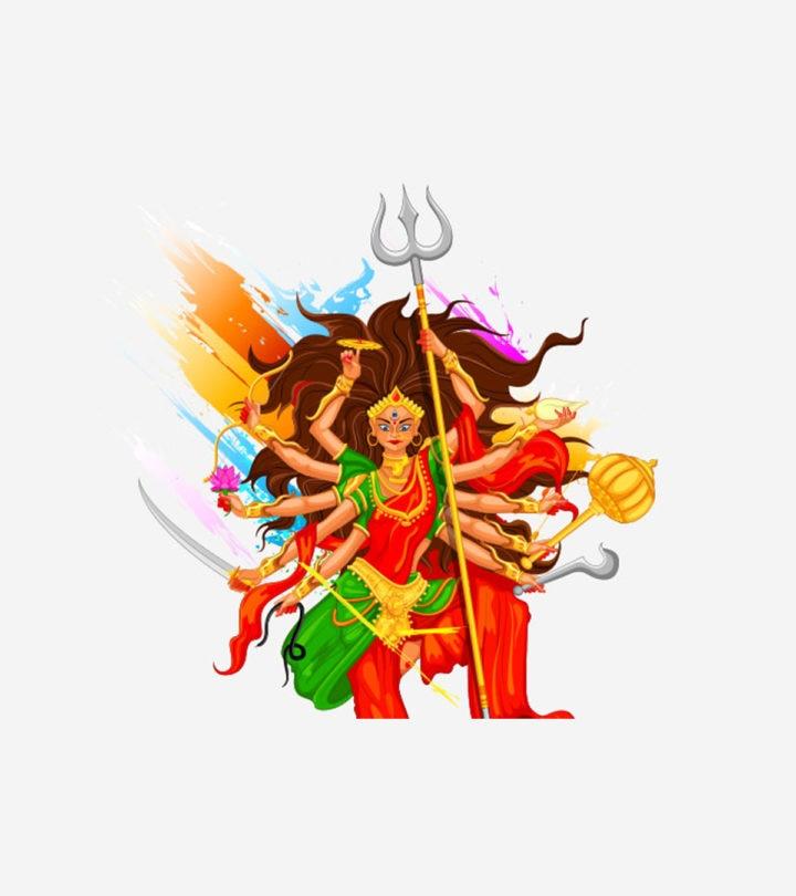 Goddess Durga Names For Baby Girl