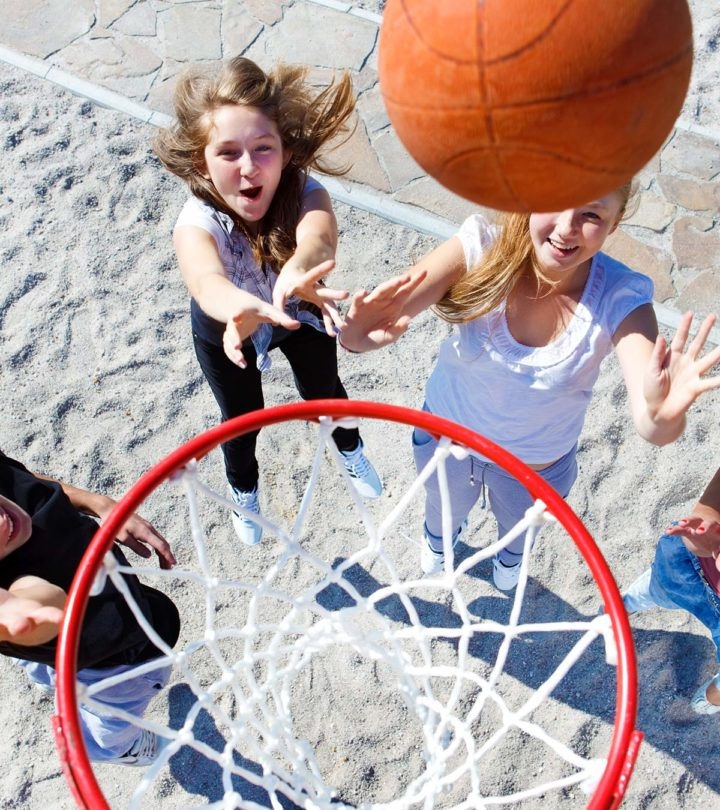 Playing Sports For Teens