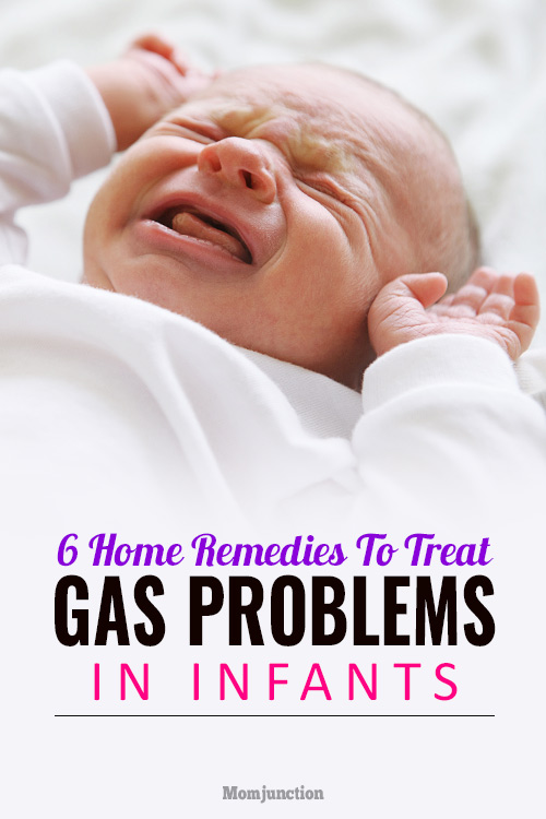 Gas In Babies: Causes, Symptoms And Home Remedies