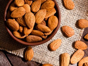 Almonds For Babies: Safety, Right Age, And Benefits