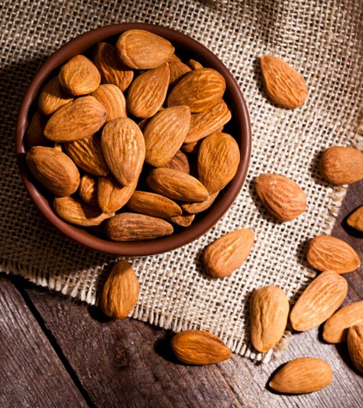 Almonds For Babies Safety, Right Age