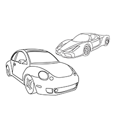 Beetle Car 17