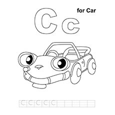 25 Free Printable Cars Coloring Pages Online