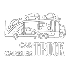 Train Car Hauler on car hauler wiring diagram