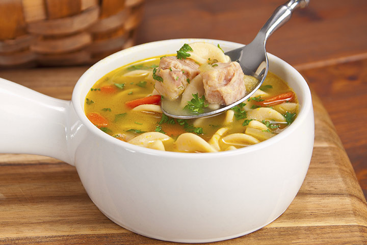 Chicken And Noddle Soup