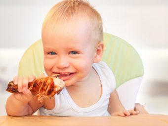 Chicken For Babies: 5 Health Benefits And 11 Recipes