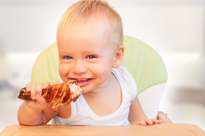 11 Quick Simple Chicken Recipes For Babies